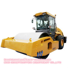 Double Drive Construction Road Roller Vibratory Large Stock And Clearance XS395