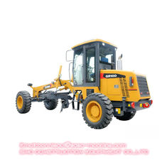 Mini Construction Motor Grader Machine 100hp 6 Ton 7 Ton Heavy Equipment Grader