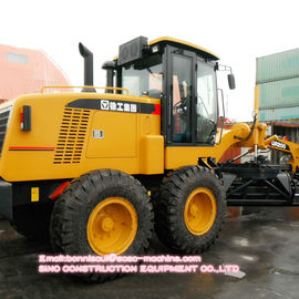 XCMG Construction Motor Grader GR200 Road Grading Equipment Energy Saving