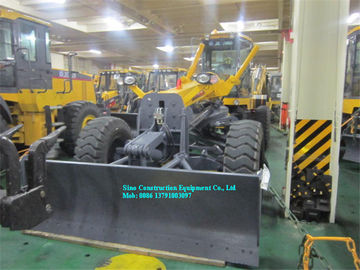 Gr1805 Construction Motor Grader With Three Stage Electronically Controlled Engine